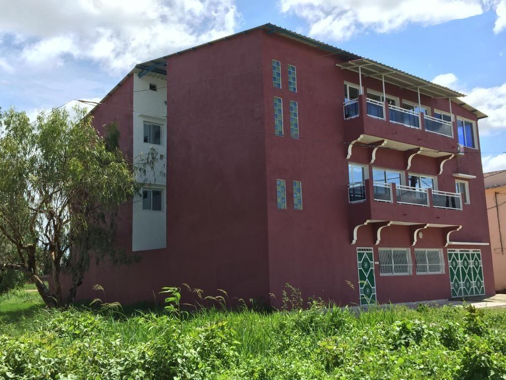 la maison rouge - ziguinchor